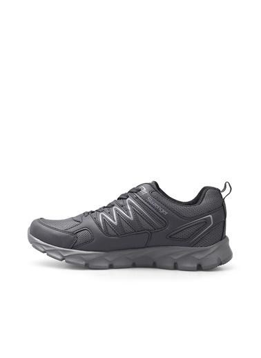 Slazenger Slazenger KRONOS Koşu & Yürüyüş Erkek Ayakkabı Haki Gri